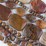 Petrified Wood Jasper