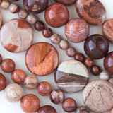 Mexican Red Porcelain Jasper