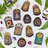 Tibetan Beads, Pendants, and Bells