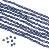 Crystal 2mm Rondelles - 15 inch strands