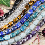 Gemstone Faceted Nuggets