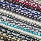 Standard Hole Fresh Water Pearls