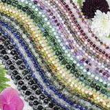 Gemstone Prism Beads
