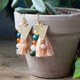 Moroccan Desert Earrings