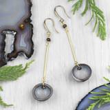 Ceramic Cup Earrings