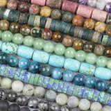 Shop Large Hole Gemstones By Size