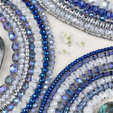 Crystal Orbits Beads