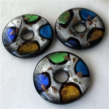 Handmade Lampwork Glass Pendants