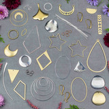 Brass Findings & Components