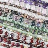 Gemstone Sets A & B - 8 inch strands