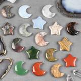 Celestial Gemstone Focals