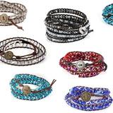 Crystal Wrap Bracelets