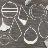 Silver Plated Brass Components