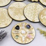 Crystal Grids & Pendulum Boards
