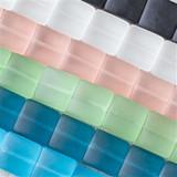 Matte Glass (Sea Glass Style) Squares