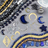 Celestial Jewelry Making Supplies