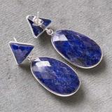 Easy Gemstone Bezel Earrings Tutorial
