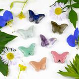Butterfly Gemstone Focals