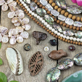 Natural Beads and Pearls
