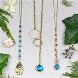 Spring and Summer Trend-Lariat & Layered Necklaces