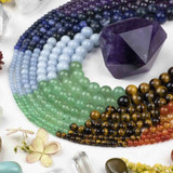 Gemstone Artisan Strands