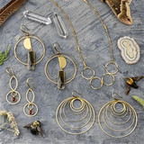 Brass Jewelry Collection