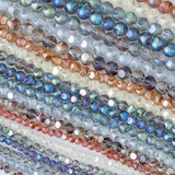 Crystal Matte Window Beads