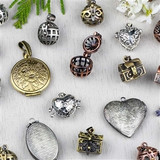 Oil Diffusers, Lockets and Accessories