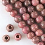 Large Hole Gemstones with 4-6mm Holes