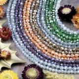 Star Cut Crystals