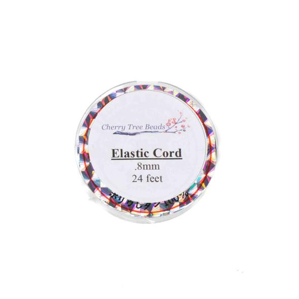 Elastic Cord - .8mm  24 foot spool