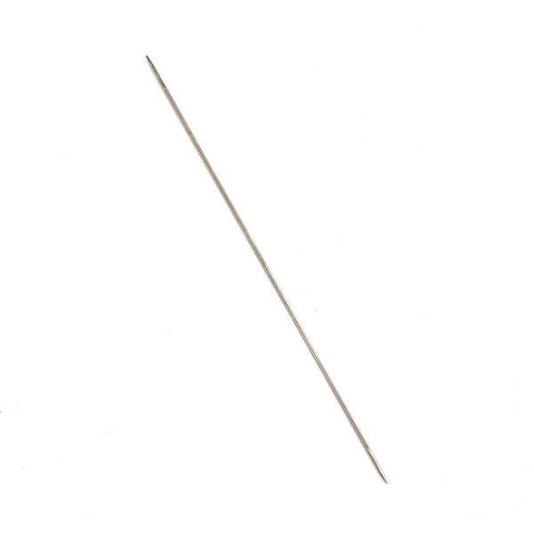 3 inch Big Eye Beading Needle - 1 per bag