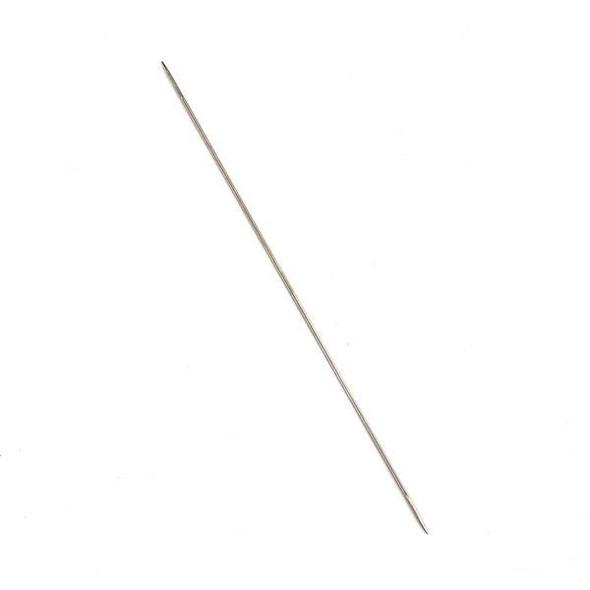 3 inch Big Eye Beading Needle - 1 per bag