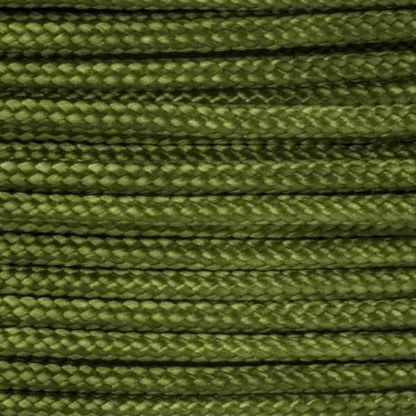 1.5mm Green Nylon Cord - 24 meter spool