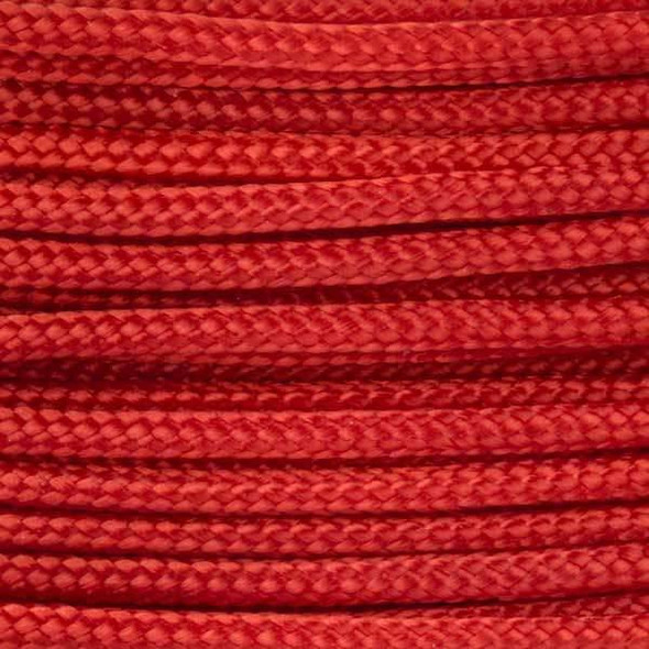1.5mm Red Nylon Cord - 24 meter spool