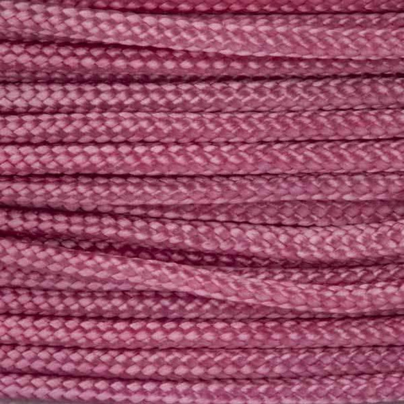 1mm Dark Pink Nylon Cord - 50 meter spool