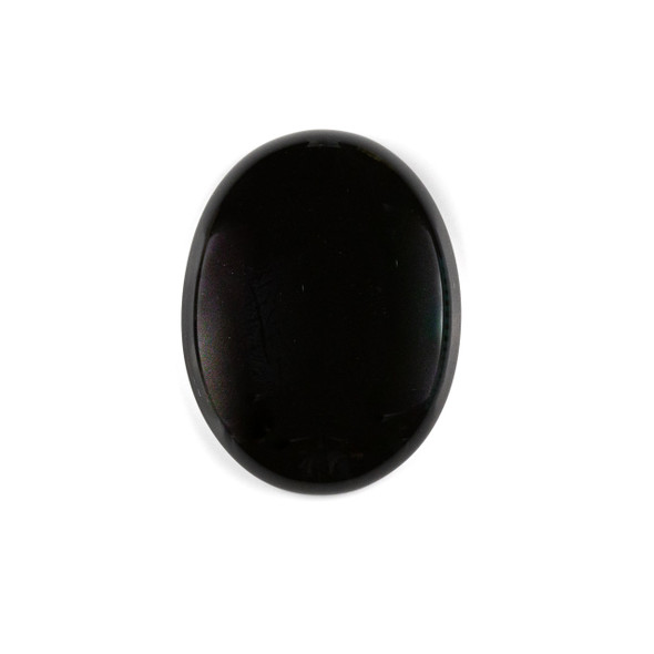 Onyx 30x40mm Oval Cabochon - 1 per bag