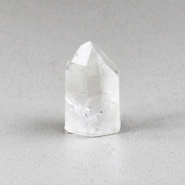 Clear Quartz Crystal Point Tower - #6, approximately 1.5x2.5""