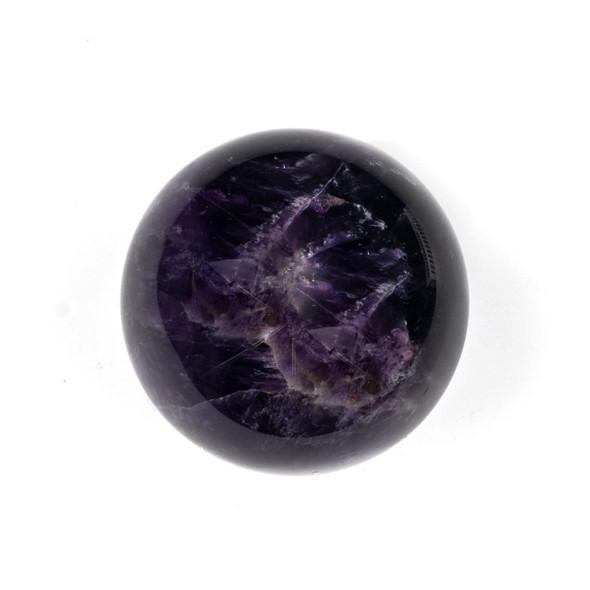 Amethyst 3 inch Diameter Stone Sphere - #2