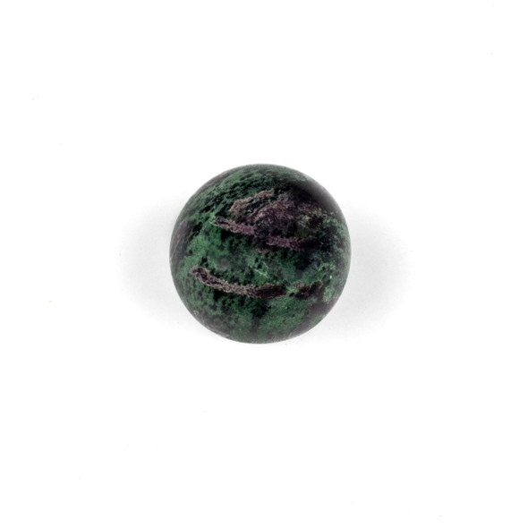 Ruby Ziosite 1.5 inch Diameter Stone Sphere - #1