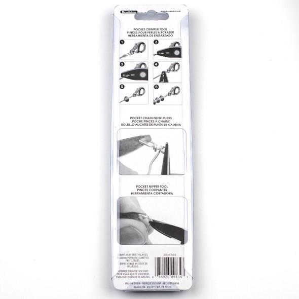 Pocket Tool Kit - 3 piece set