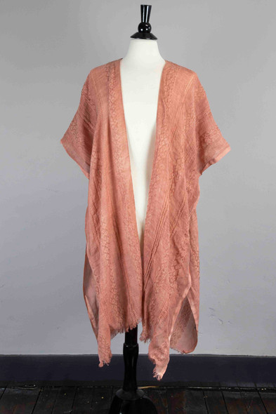 Copper Tunic Style Wrap