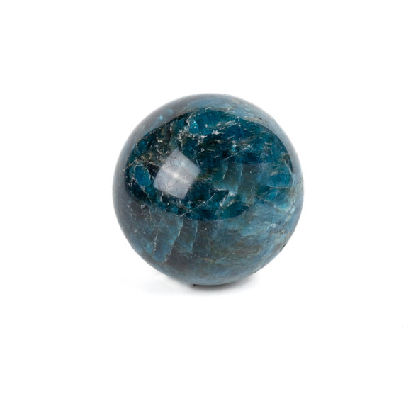 """Apatite Sphere #1 - approx. 2"""", 1 piece"""