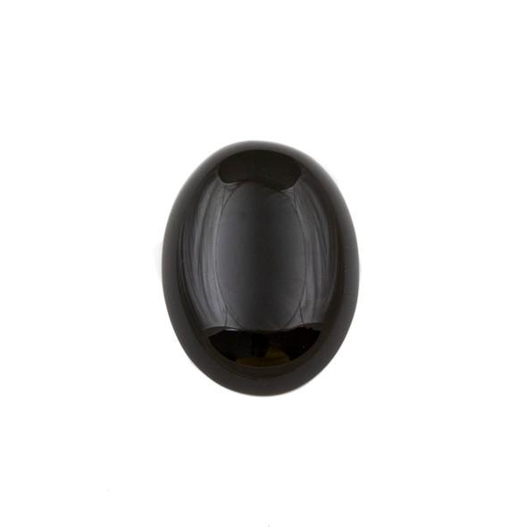 Onyx 22x30mm Oval Cabochon - 1 per bag