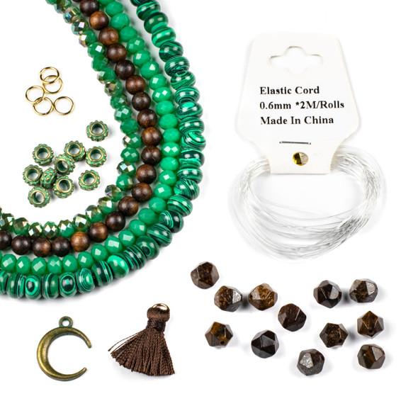 Jungle Moon Bracelet Kit - bkit-32