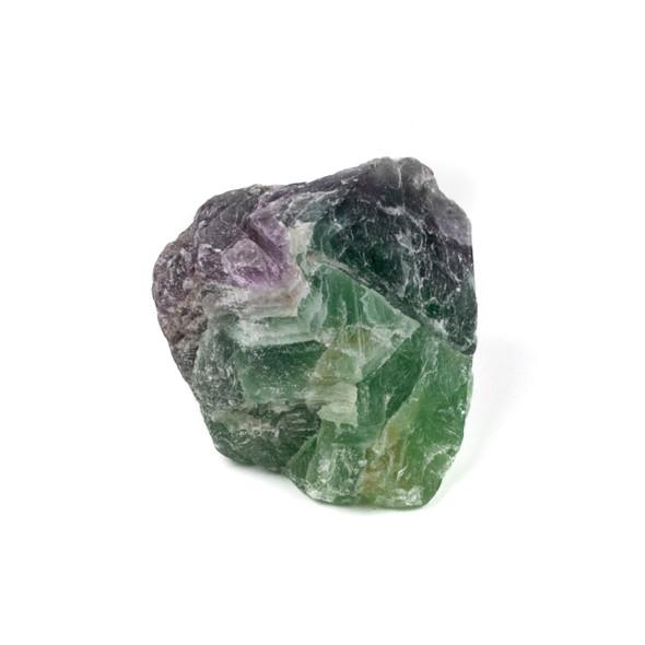 "Rainbow Fluorite Rough Specimen #2 - approx. 2.5-3x3-4"""