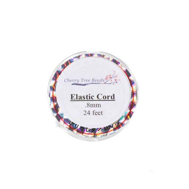 Elastic Cord - .8mm  24 foot spool