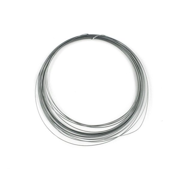 21 Gauge Coated Non-Tarnish Titanium Coated Copper Square Wire in 4-Yard Coil