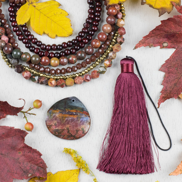 Autumn Red Designer Collection