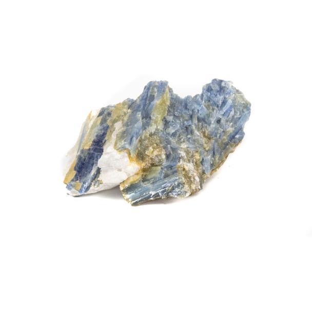 """Kyanite in Quartz 3.5x4"""" Rough Specimen - #24"""